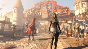 How to Start Fallout 4 Nuka-World