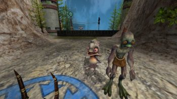 Improved Port Of Oddworld: Munch's Oddysee Now On Steam, Currently 75% Off