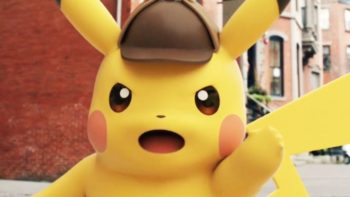 Legendary Gets Live-Action Pokemon Movie Rights And Is Starting With Detective Pikachu