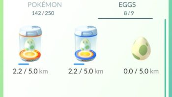 Pokemon Go Guide: How to Get Eggs