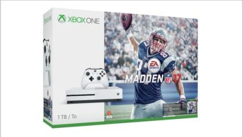 Get The New Xbox One S For 10% Off Right Now At Amazon
