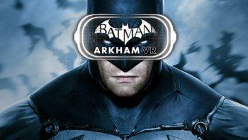 Batman: Arkham VR For PlayStation VR Has A Bargain Price