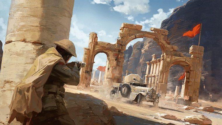 Battlefield 1 Open Beta