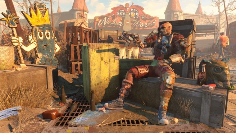 Fallout 4 Nuka-World Review 2