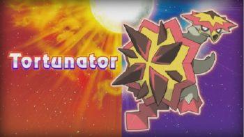 Pokemon Sun And Moon Unveil New Fiery Turtle Pokemon