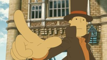 Professor Layton And The Eternal Diva Is Now Available On Steam