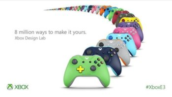 Xbox Design Lab's First Custom Xbox One Controllers Are Now Shipping