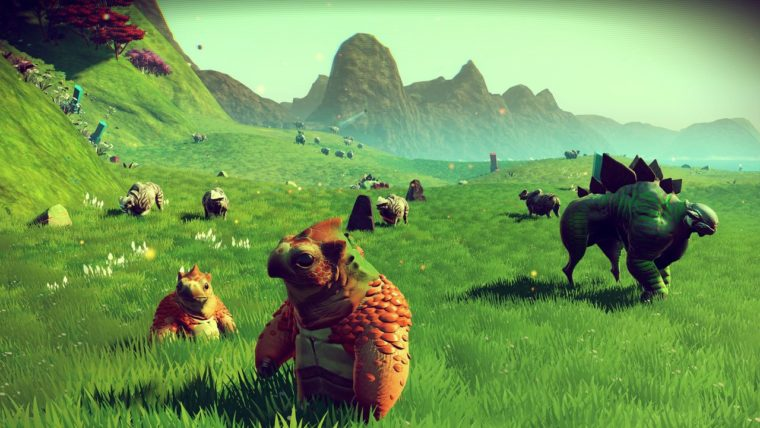 no man's sky grass