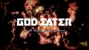 New God Eater Project Announced