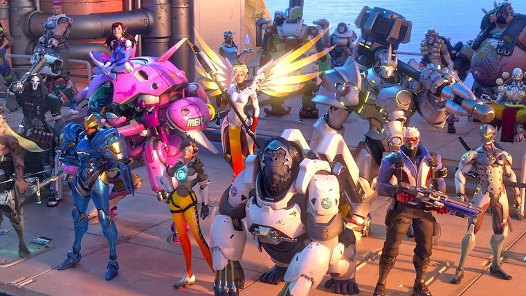 Overwatch Game Awards
