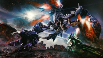 Monster Hunter XX Collaborates with Sailor Moon