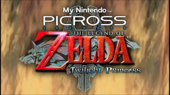My Nintendo Picross: The Legend Of Zelda: Twilight Princess Reward Is No Longer Expiring