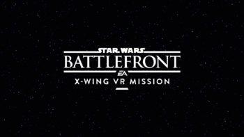New Trailer For Star Wars Battlefront On PlayStation VR