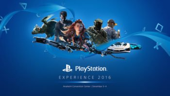 PlayStation Experience 2016 Has Over 100 Playable Games