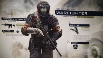 Call of Duty: Infinite Warfare Guide – Choosing A Combat Rig