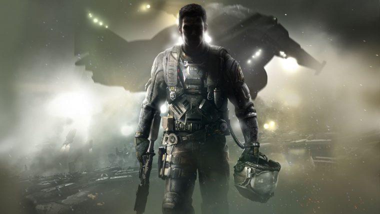 Call of Duty Infinite Warfare Number One UK