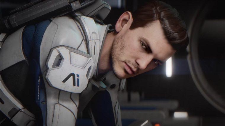 Mass Effect Andromeda Cinematic Trailer