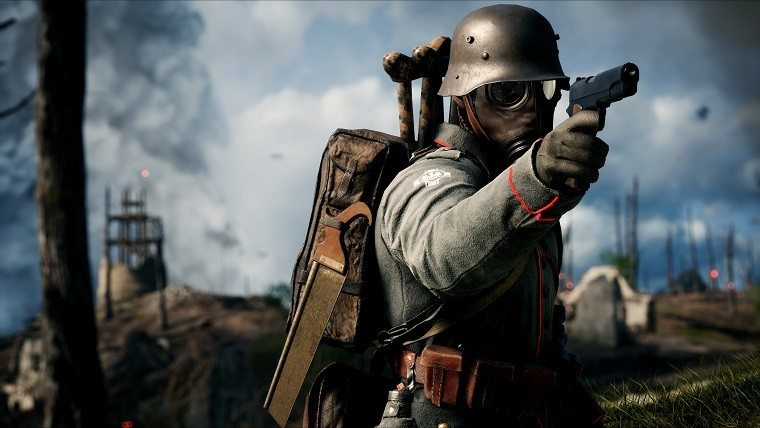 Battlefield 1 most-viewed youtube game trailer 2016