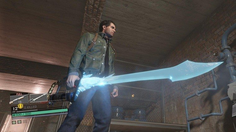 Dead Rising 4 Combo Weapons Ice Sword