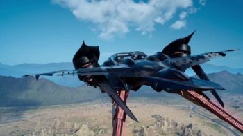 Final Fantasy 15 Guide: How To Get The Regalia Type-F Airship