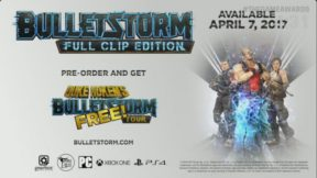 Bulletstorm: Full Clip Edition Release Date Announced; Duke Nukem Playable