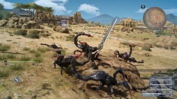 Final Fantasy XV Guide: How To Block and Parry