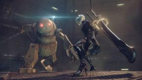 Nier Automata Official Guide Book Will Include Two Special Novellas