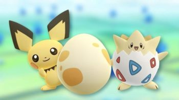 Pokemon Go Guide: Which Baby Pokemon Hatch From What Size Eggs?