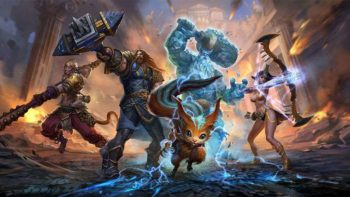 Smite Celebrates A Big Year With Gem Discounts For PC, Xbox One