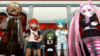 Danganronpa Another Episode PS4 Gets Western Release Date