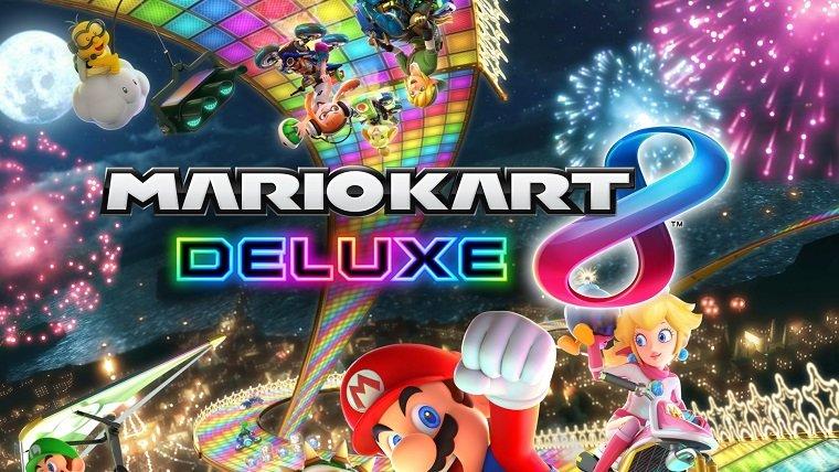 Mario Kart 8 Deluxe No New Tracks