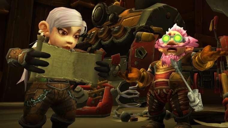 World of Warcraft Update Patch 7.1.5