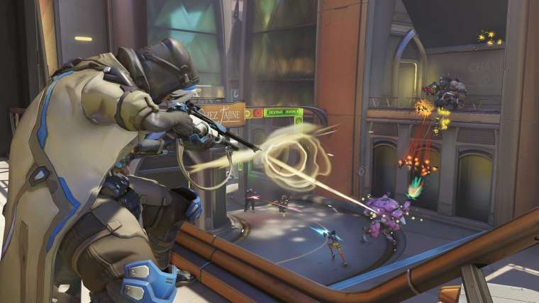 Overwatch Update Nerfs Heroes and Adds New Emote Wheel
