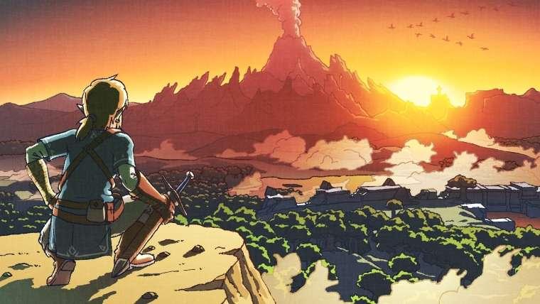 The Legend of Zelda Breath of the Wild Release