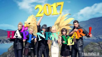 Square Enix Family Wishes Everyone A Happy New Year