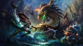 League of Legends Adds 10-Ban System to Pro Games