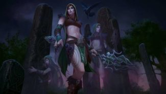 Meet Smite's First God From The Celtic Pantheon, The Morrigan