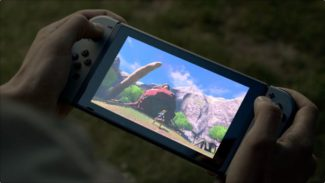 Nintendo Switch Mini Expected to Release in 2019