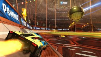 Rocket League Tops PlayStation Store Sales Chart for 2016