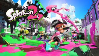 Playing Splatoon 2 Online Through Tethered Connection Only Uses About 150 MB Per Hour