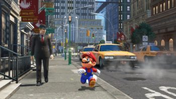 Super Mario Odyssey Returns Mario to Full 3D Open World on Nintendo Switch