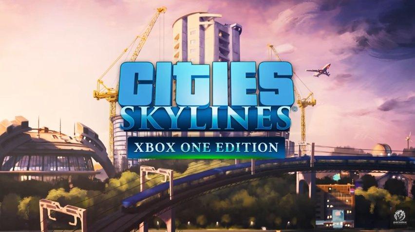 Cities Skylines Xbox One