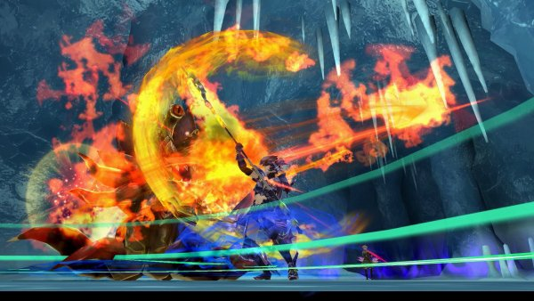 Final Fantasy Explorers-Force 3