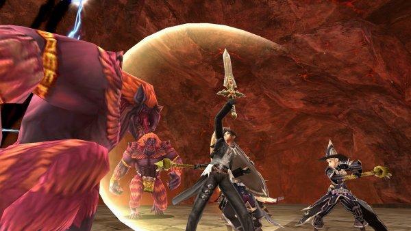 Final Fantasy Explorers-Force 4