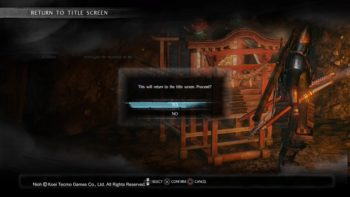 Nioh Guide: How To Save & Quit The Game