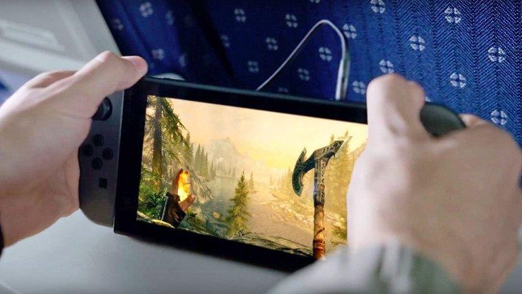 Skyrim Nintendo Switch Special Edition