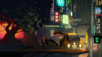 Cinematic Platformer 'The Last Night' Gets New Trailer