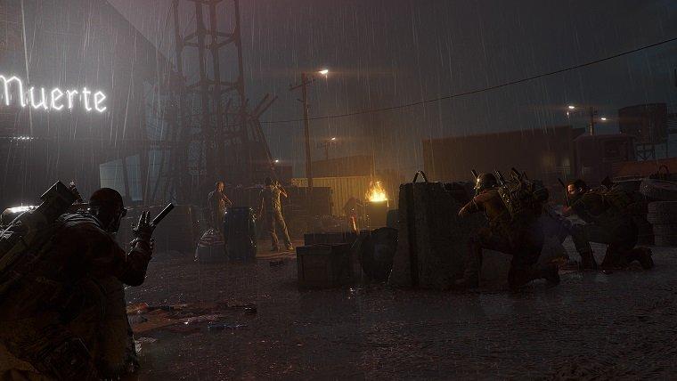 Ghost Recon Wildlands gameplay