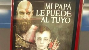 Sony Launches Special God of War Promotional Campaign in Spain