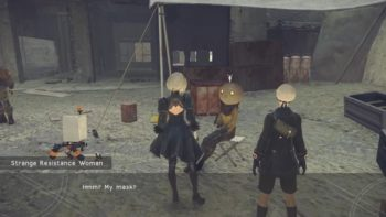 NieR: Automata Guide: How To Buy Trophies Through Secret In-Game Shop